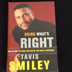 Travis Smiley Hardback